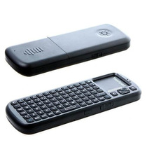 Mini Teclado Inalambrico Touchpad -smartphone/apple Tv/pc -