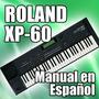 Roland Xp-60 - Manual En Español