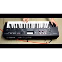 Sintetizador Workstation Yamaha Moxf6 Es Como Un Motif Xf