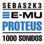 Converti Tu Pc En Un E-mu Proteus 2000