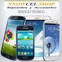 Cambio Display Touch Samsung S6 Edge S5 S4 Note Pin De Carga