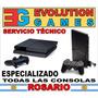 Servicio Tecnico Reparacion Flash Ps2+ps3+ps4+wii Rosario