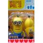 Minion Con Disfraz De Banana Minions Muñeco Para Armar Me 3