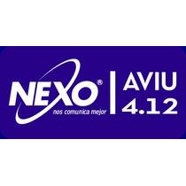 Central Telefonica Nexo Aviu 4x10 Ampliable A 4x12