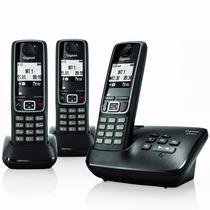 Teléfono Inalámbrico Gigaset A420a Trio Expand Contestador