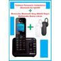 Teléfono Panasonic Inalámbrico + Bluetooth Kx-tgh260 Smart