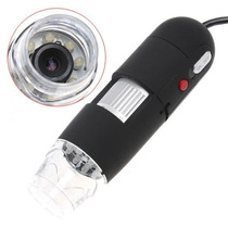 Microscopio Digital Usb 2 Mpx Y Zoom 800x Con Luz De Led