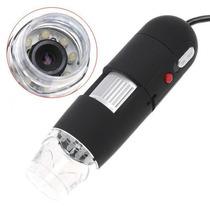 Microscopio Digital Usb 2 Mpx Y Zoom 800x Con Luz De Led