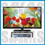 Tarima Pedestal Elevador Monitor Tv Led Dvd Vcr Deco Play