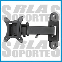Rla-soportes Lcd Led 1 Brazo + Angulo 24 Pulgadas Importado