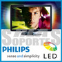 Soporte Philips Led Tv Pfl 32 40 42 46 55 Fijo 40 X 40 Cms