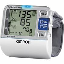 Tensiometro Omron Digital Automatico Muñeca Hem 6052 Premium