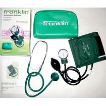 Tensiometro Aneroide Franklin Con Estetoscopio Y Estuche!!!