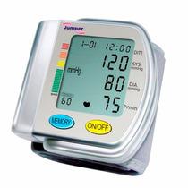 Tensiometro Digital Muñeca Medidor De Presión Salud Pulso