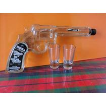 Tequila Hijos De Villa Botella En Forma De Revolver Origen M
