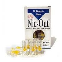Nic Out, Boquilas Dejar De Fumar 1 Caja No Electronicas