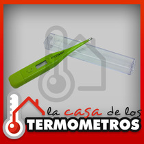 Termometro Digital Punta Flexible Para Fiebre Franklin Homol