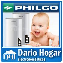 Termotanque Electrico Philco 80 Litros 30° A 75° Gtia.