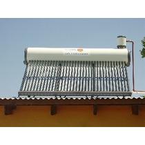 Termotanque Solar Termosifon La Inesina Solar De 120 Litros