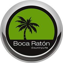 Excelente Lote En Boca Raón Country Life Dueño Directo