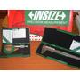 Calibre + Micrometro Insize Maxima Calidad - 0,02 Mm / 0-25