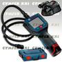 Camara Inspeccion Bosch Gos 10.8 V Li Cañerias Malet L-boxx