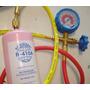 Kit Recarga Aire Acondicionado - R410