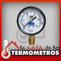 Manometro De Presion Beyca - Variedad De Rangos Amplio Stock