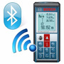 Medidor De Distancia Laser Glm 100 C 100mts Bluetooth Bosch