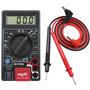 Tester Multimetro Digital Profesional Redes Diodos Rj45 11