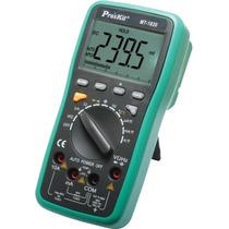 Tester Proskit Mt-1820 Multimetro Usb Pc Temp Frec Max Min