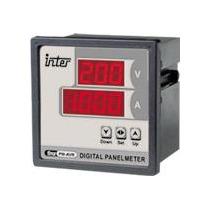 Amperimetro Y Voltimetro Digital Con Salida A Relay De Corte