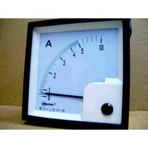 Amperímetro Analogico Hasta 5 Amper 96 X 96mm