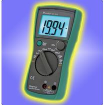 Capacimetro Digital Lcd Proskit Mt5110 0.1pf - 20,000uf Prof