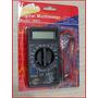 Multimetro Digital Eico Mod. 18d7 +bateria+manual Español
