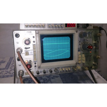 Osciloscopio Tektronix 100mhz Único Con Accesorio Dm44