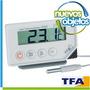 Termómetro Control Cadena De Frío Con Sensor De 3m Y Memoria