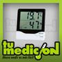 Termohigrómetro Digital - Mide Humedad Y Temperatura - Eti