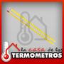 Termometro De Varilla De Mercurio Luft - Varios Rangos