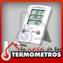 Termohigrometro Digital Humedad Y Temperatura In Y Out Tfa