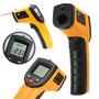 Termometro Laser Infrarrojo Con Display Digital Lcd