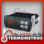 Controlador De Temperatura Novus Con Sensor Ntc Salida Rele