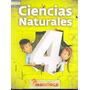 Libro Ciencias Naturales 4 Ed- Mandioca - Nuevo