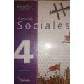 Ciencias Sociales 4 - Serie Entender - Editorial Estrada