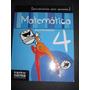 Matematica 4 Herramientas Para Aprender - Kapelusz