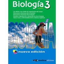 Biología 3 - Ed. Doce Orcas