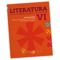 Literatura 6 - Ed. Mandioca