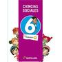 Ciencias Sociales 6 Conocer + Santillana