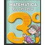 Matematica En Tercero Editorial Santillana Zona Belgrano