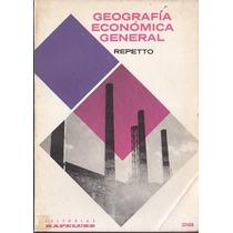 Geografia Economica General - Repetto (ed. Kapelusz)